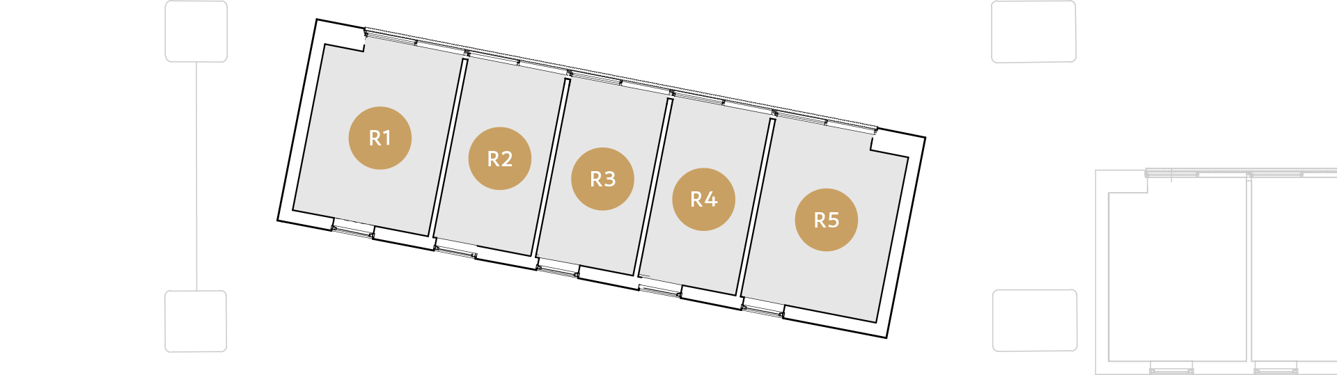 RESTAURANT(レストラン)施設マップ